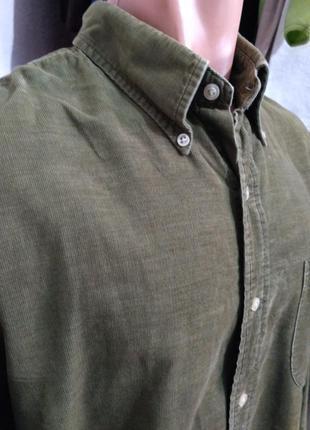 Распродажа рубашек! вельветовая рубашка с длинным рукавом
