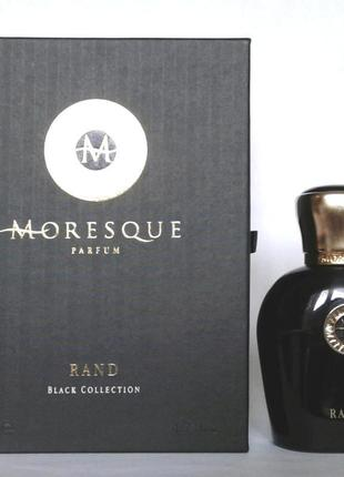 Rand Moresque_Оригинал Parfum 5 мл затест_Распив