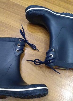 Резиновые сапоги 26 размер, стелька 14,5 см