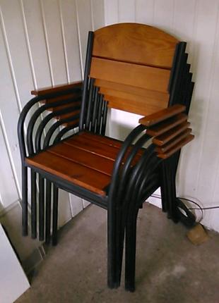 Стол и стулья, мебель для кафе дач гостиниц