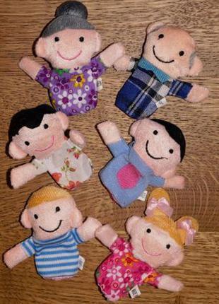 Пальчиковые кукольные театры, разные наборы!