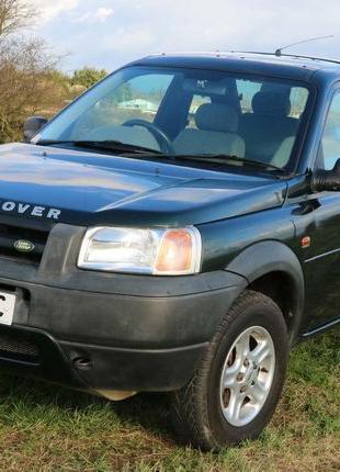 Разборка запчасти шрот Land Rover Freelander стекло фара бампе...