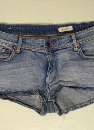 H&m короткие джинсовые шорты