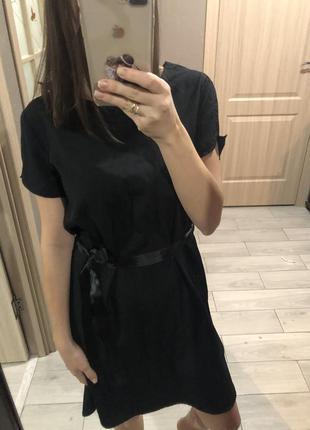 Базовое чёрное платья