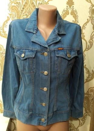 Rifle. джинсовая куртка, пиджак