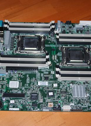 Inventec b600 lga 2011 ddr3 xeon e5 материнская плата socket 2011