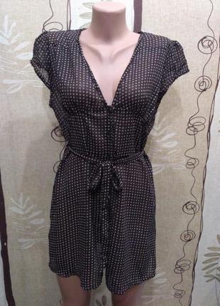 Atmosphere тоненькое платье - рубашка, пляжное платье