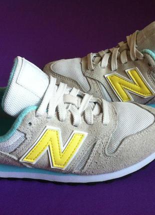 Мега стильные кроссовки new balance 373 👟 размер 35-36 оригина...