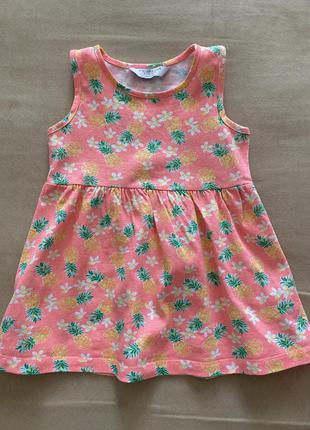 Платье 2/3 года