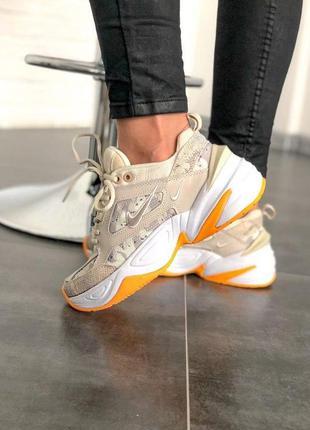 Стильные кроссовки 😍 nike m2k tekno desert camo😍