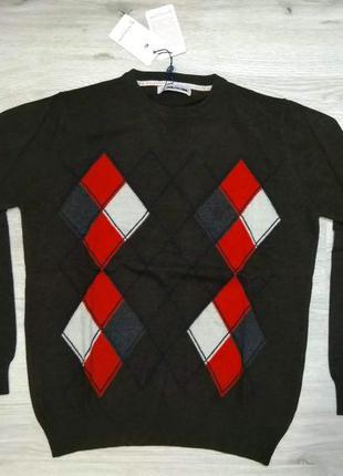 #розвантажуюсь свитер polo sport свитшот мужской коричневый кофта