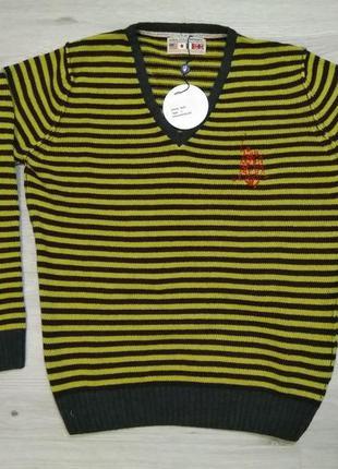 #розвантажуюсь свитер мужской polo sport серо-желтая свитшот к...