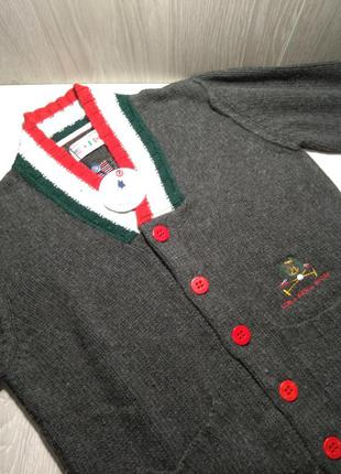 #розвантажуюсь кофта мужская us polo u.s.a sport свитер вязаный