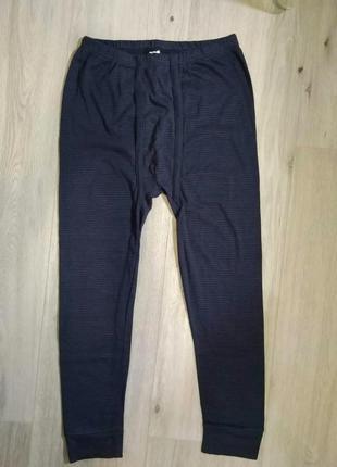 Термобелье штаны мужские подштаники