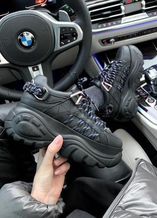 Стильные кроссовки 😍 buffalo london black  😍
