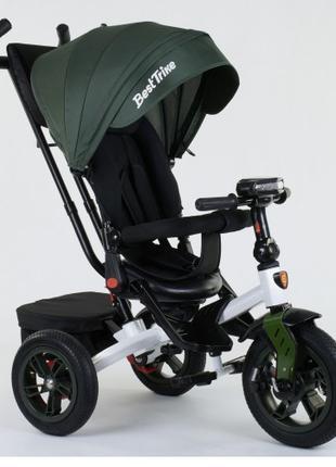 Детский трехколесный велосипед Best Trike 9500