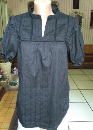 Лёгкая блуза 100% коттон размер м