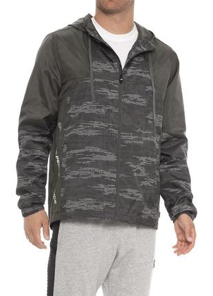 Мужская куртка skechers bayview jacket оригинал p  m