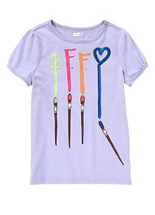Нова футболка crazy8 р. xs на 3-4 роки