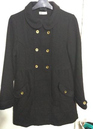 Большой выбор верхней одежды! пальто h&m на возраст 12-13 лет