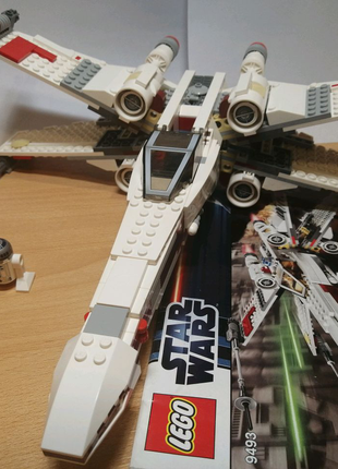 Lego Star Wars X-Wing 9493