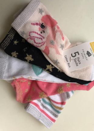 Носки для девочек primark
