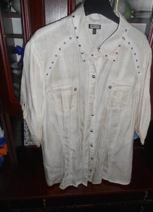 Блуза- рубашка kenni s.