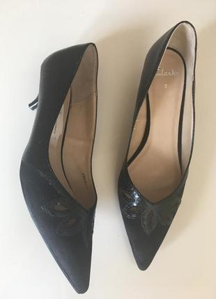 Туфли лодочки кларкс