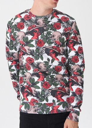 Крутая толстовка кофта house Zara H&M