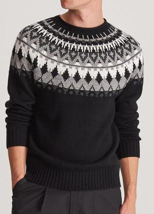 Свитер пуловер house reserved Zara H&M