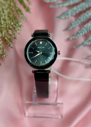 Женские часы bolun,черные к.22214