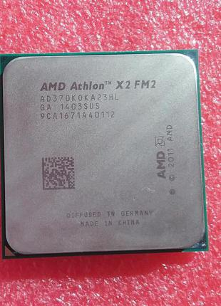 Процессор DualCore AMD Athlon X2 370K, 4000 MHz , sFM2