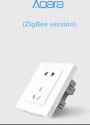 Розетка Xiaomi Aqara Smart Socket