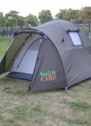Палатка 2-х местная Green Camp 3006.