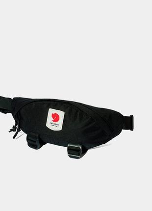 Поясная сумка fjallraven kanken hip pack black