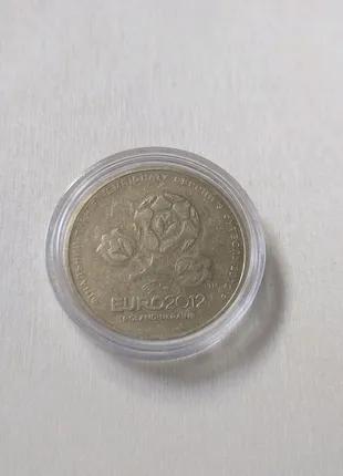Ювілейна монета України НБУ Евро-2012