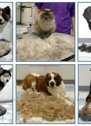 Фурминатор,щетка для груминга кошек и собак,расческа, все размеры