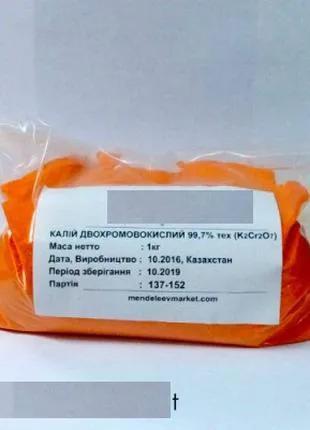 Калий двухромовокислий,дихромат,бихромат тех(050-2197908)