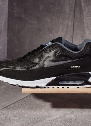 Кроссовки Nike Air Max Black | размер 36-й | найк черные