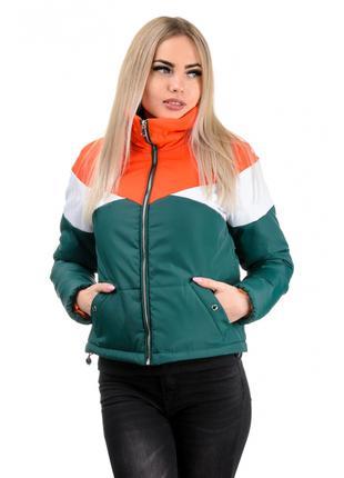Куртка деми рр46 48