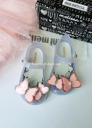 Туфли сандалии на девочку мини мелисса mini melissa