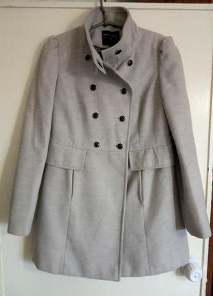 ✓стильное, брендовое, демисезонное пальто