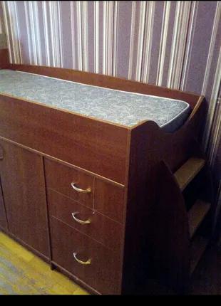 Кровать- шкаф