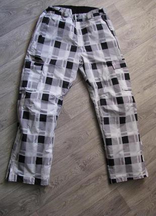 Лыжные штаны l-xl р.48-50 горнолыжные мембранные