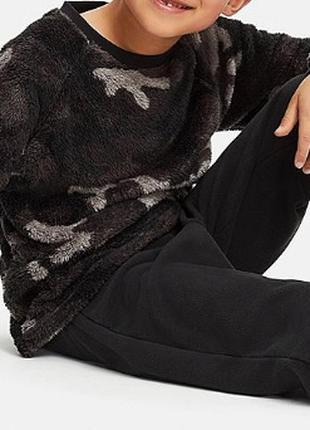 комплект штани та кофта флісовий для хлопчика
