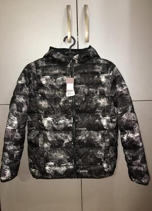 Стильная демисезонная куртка мальчику pepperts, 9-10 лет