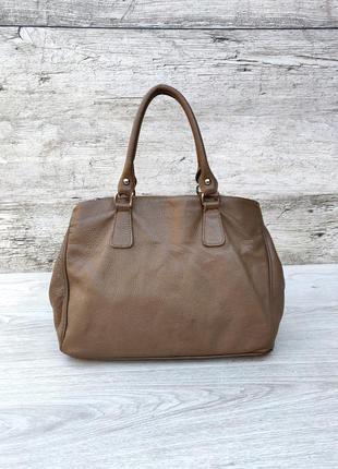 Borse in pelle итальянская кожаная сумка 100% кожа как marks &...