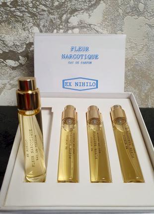 Ex Nihilo Fleur Narcotique_Original travel tube_миниатюра 11 мл