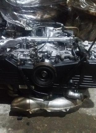 Двигатель Subaru Forester S12 Legacy B14 2.5i атмосферный EJ253