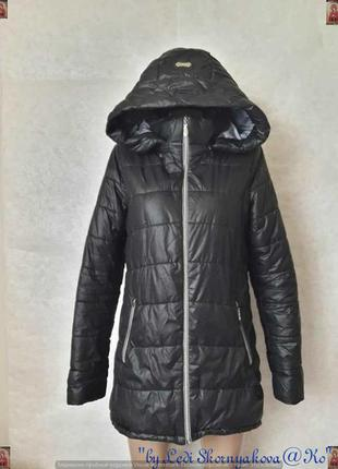 Куртка/пуховик на зиму-весну в идеальном состоянии с удлинённо...